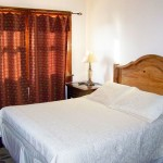 Room With Queen Size Bed - Cable TV, The Bathroom, Shower, Kitchen Down Hall, European Style.
