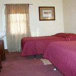 Room With 2 Fullsize Beds - Cable TV, The Bathroom, Shower, Kitchen Down Hall, European Style.